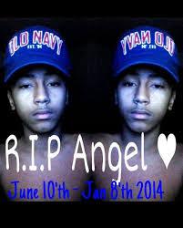 Atlantic City 13 year-old Angel Mercado-Santiago